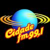 Rádio Cidade FM 99.1 radio online