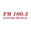 Radio Cultura Musical 100.3 radio online