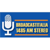 Radio Broadcastitalia 1485 radio online