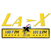 La-X 100.7