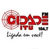 Rádio Cidade FM 104.7 radio online
