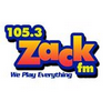 105.3 Zack FM radio online