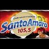 Rádio Santo Amaro FM 105.5 radio online