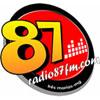 Rádio 87 FM 87.5 online television
