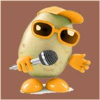 Radio-Kartoffelkeller