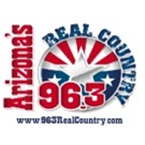 96.3 Arizona's Real Country radio online
