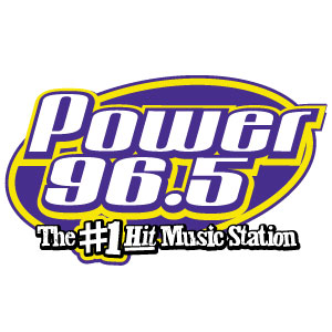 #1 Hit Music Station - Power 96.5
