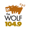 The WOLF 104.9 radio online