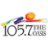 The Oasis 105.7 radio online