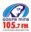 Rádio Gospa Mira FM 105.7 radio online