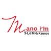 ManoFm 94.4 radio online