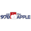 The Apple 970 radio online