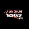 La Ley 106.7 FM radio online
