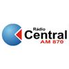 Rádio Central 870 radio online