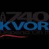 AM 740 KVOR radio online