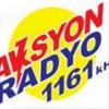 Aksyon Radyo Pangasinan 1161 radio online