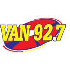 92.7 The Van radio online