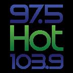 97.5 HOT103.9 radio online