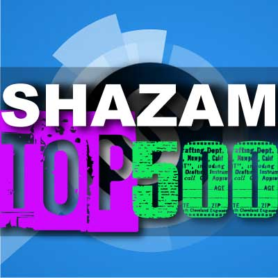 Calm Radio - Shazam Top500