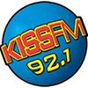 92.1 KISS FM radio online