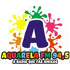 Rádio Aquarela FM 94.5 radio online
