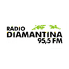 Rádio Diamantina FM 95.5 radio online