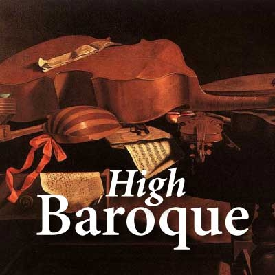 Calm Radio - High Baroque radio online
