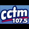 CCFM 107.5 radio online