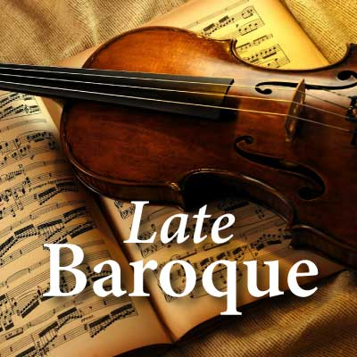 Calm Radio - Late Baroque radio online