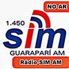 Rádio SIM - Guarapari 1450 radio online