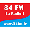 34 FM radio online