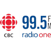 CBC Radio One Fredericton 99.5 online radio