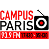 Radio Campus Paris 93.9 radio online