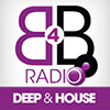 B4B Deep and House radio radio online