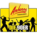 Antenne Vorarlberg - Die 90er radio online