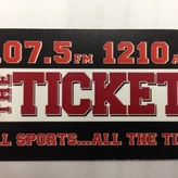 WTXK The Ticket 107.5 FM