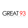 GREAT 93 radio online