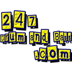 247 Drum and Bass radio online