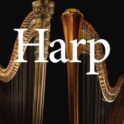 Calm Radio - Harp radio online