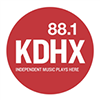 KDHX online television