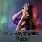 24-7 Psychedelic Rock online television