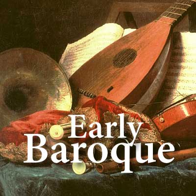 Calm Radio - Early Baroque radio online