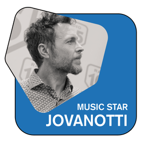 105 - MUSIC STAR Jovanotti